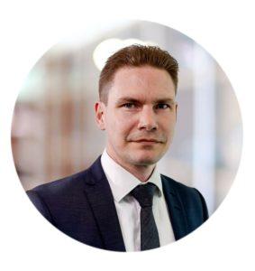 Advokat Kristofer Berggren